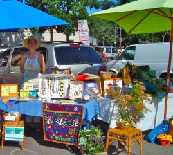 Tara - Downtown Fort Collins Famers Market 2009